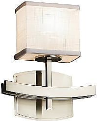 Justice Design Group Textile Archway ADA Wall Sconce