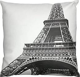 Oriental Furniture Eiffel Tower Pillow