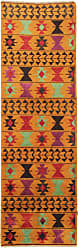 Nain Trading Design Baluch Rug 811x210 Runner Brown/Orange (Afghanistan, Wool, Hand-Knotted)