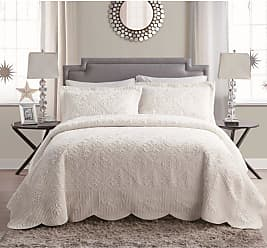 VCNY Westland Quilted Bedspread by VCNY Gray, Size: Full - WS1-3BP-FULL-IN-GV
