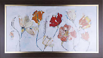 Art Maison Canada Melody Framed Paper Wall Art - HAYN3044