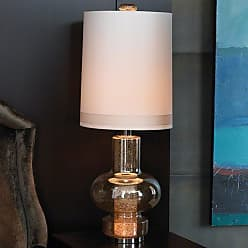 Global Views 8.81167 2 Light Accent Table Lamp Clear Lamps Accent