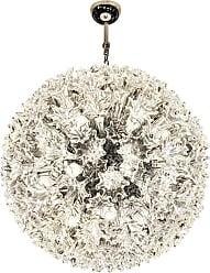 VENINI Esprit Medium Suspension Swing Lamp In Crystal