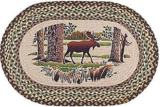 Earth Rugs 65-051MF Rug, 20x30, Fir/Ivory