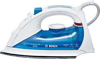 Bosch TDA703021A Sensixx AntiShine Dampfbügeleisen Bügeleisen Blau G