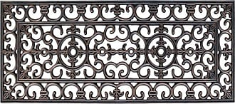 First Impression Grill Elegant Double Outdoor Door Mat - A1HOME200093