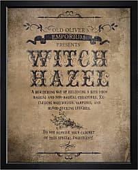 Hatcher & Ethan Witch Hazel Framed Wall Art - HE15252_17X20_GLOS_BELV_HE