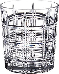 Waterford Marquis by Waterford Crosby Double Old Fashioned, Set of 4, Clear, 10 oz