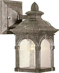 Vaxcel Essex OW387 Outdoor Wall Sconce, Size: 7 in. - OW38773LS