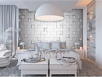 Ideal Decor Cubes Wall Mural - DM164
