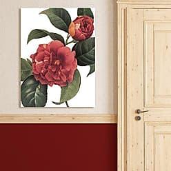 Portfolio Canvas Decor Portfolio Canvas Decor Redoute Camellia Panache DT Crop Wrapped Canvas Wall Art
