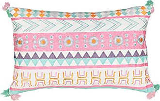 Ellery Homestyles Waverly Kids 18236014X020WHI Decorative Pillow 20 Length White