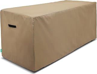 Tarra Universal Outdoor UFCTP362818PT Patio Rectangular Table Cover Gray - UFCTP362818PT3