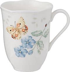 Lenox Butterfly Meadow Orange Sulphur Mug