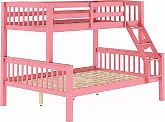 CorLiving BDN-252-B Dakota Bunk Bed, Pink