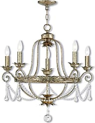 Livex Lighting 51955 Sophia 5 Light 26 Wide Candle Style Chandelier