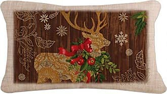 Heritage Lace Alpine Lodge 12 X 20 Natural (Deer) Pillow