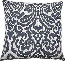 The Pillow Collection Erela Geometric Bedding Sham Bermuda Queen//20 x 30