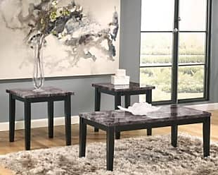 Ashley Furniture Maysville Table (Set of 3), Black