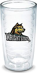 Trevis Tervis Wright State University Emblem Individual Tumbler, 16 oz, Clear