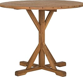 Safavieh Arcata Round Outdoor Dining Table