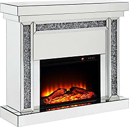 ACME Noralie Electric Fireplace - 90470