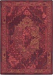 Milliken Carpet Milliken Drayton Collection Saxon Area Rugs 78 x 109 Sultan Red