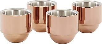 TOM DIXON Brew Espresso Cups - Set of 4 - Copper