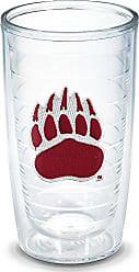 Trevis Tervis 1006848 Montana University Emblem Individual Tumbler, 16 oz, Clear