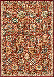 Surya Masala Market - 3 11 x 5 7 Area Rug Orange