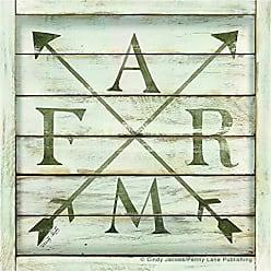 Thirstystone FCJB3 Coaster Set of Farm Arrows