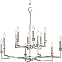 Golden Lighting 8209-12 Ellyn 12 Light 33 Wide Taper Candle