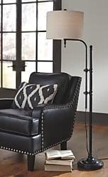 Ashley Furniture Anemoon Floor Lamp, Black