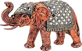 Espressione Elefante de Resina 18cm India Espressione