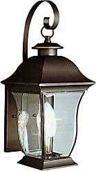 Trans Globe Lighting Trans Globe Lighting 4970 WB Outdoor Downing 18 Wall Lantern, Weathered Bronze