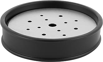 Aquanova Barril Soap Dish - Black