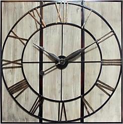 Infinity Instruments Rustic 3 Piece Wall Clock - 15505