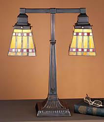 Meyda 24286 Prairie Corn 2 Arm Desk Lamp