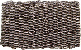 Geo Crafts PP Mariner Doormat, 18 by 30-Inch, Brown