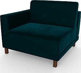 mycs sessel petrolblau eleganter sessel hochwertige qualitat einzigartiges design 92 x 75