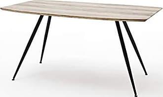 wei/ß matt//Eiche B//H//T ca 120//40//60 cm Robas Lund Rennes Couch-//Wohnzimmertisch