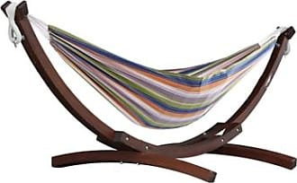 Ashley Furniture Patio Hammock with Stand, Tan