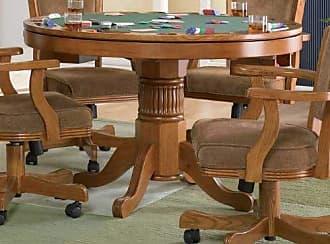 Coaster Oak Game Table Top Box 1 Of 2-Oak