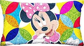 35/x 35/cm Minnie Cuscino Multicolore Poliestere