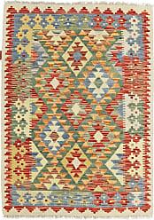 Nain Trading Oriental Kilim Afghan Rug 310x210 Beige/Brown (Wool, Afghanistan, Handwoven)
