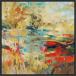 Ptm Images 9-13555 Oak Creek, Canvas Wall Art, Black