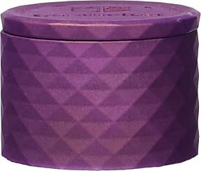 Poly II for Him Candellana Candles Candlefort Concrete Candle Violet Scent