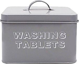 Color Gris Metal, 18 x 15 x 12 cm Lesser /& Pavey New Sweet Home Caja para Tablet