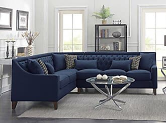 Corner Sofas in Blue − Now: at USD $438.00+ | Stylight