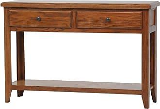 American Heartland Oak Sofa Table - 43305MD